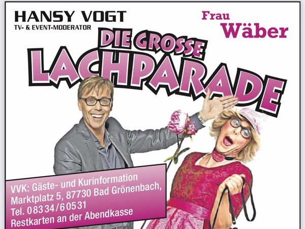Die grosse Lachparade