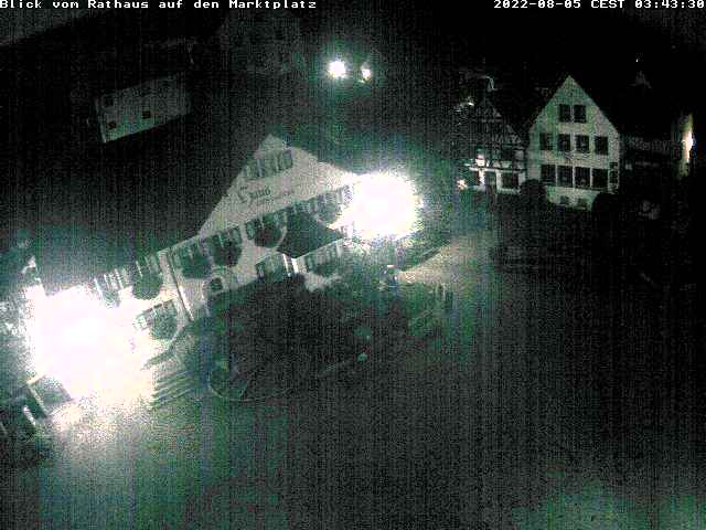Webcam-Livebild